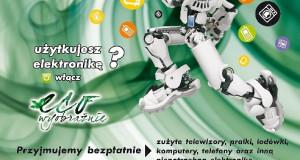 26 czerwca – BEZPŁATNA zbiórka elektrosmieci!