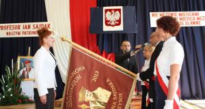 Foto-relacja z uroczystego rozpoczęcia roku szkolnego w ZS Burzyn