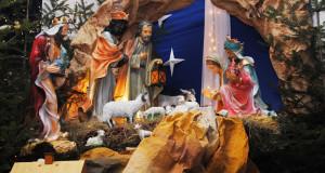 Parafialna Szopka Bożonarodzeniowa