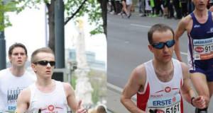 Bardzo dobry start naszych zawodników w Vienna City Maraton