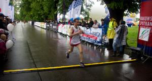 Podium i Debiut w Cracovia Maraton