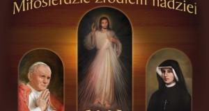 Program rekolekcji przed nawiedzeniem Obrazu Jezusa Miłosiernego