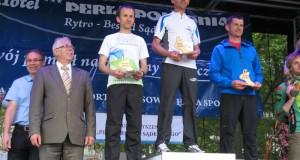 Robert Makowiec drugim zawodnikiem maratonu w Rytrze!