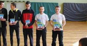 Udany weekend biegaczy LKS Burzyn i podium GP Małopolski!