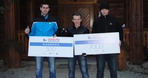 Podium biegaczy LKS Burzyn w cyklu Grand Prix Małopolski!