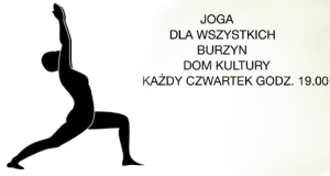 Zajęcia z Jogi w DK Burzyn