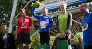 Wygrana Jarosława Makowca i udany weekend biegowy LKS Burzyn