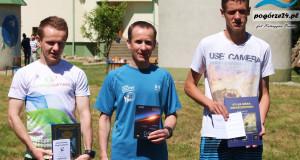 Udany weekend biegowy LKS Burzyn