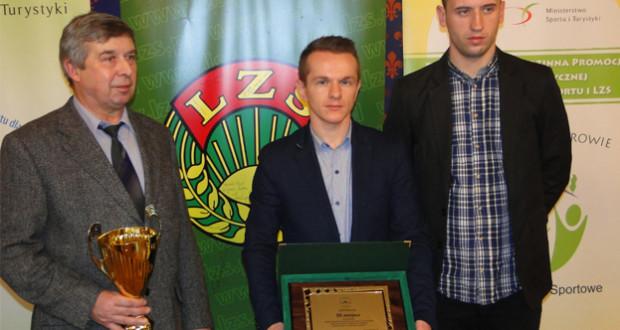 LKS Burzyn zdobył III miejsce w konkursie ogólnokrajowym na najlepsze imprezy sportowe LZS 2016!