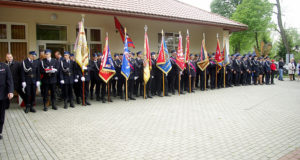 Jubileusz 60-lecia działalności jednostki Ochotniczej Straży Pożarnej.