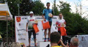 Robert M. trzecim zawodnikiem III Wadowickiego Półmaratonu Górskiego