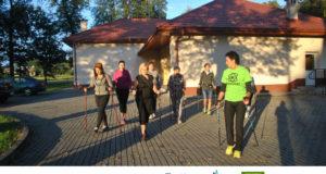Warsztaty Nordic Walking, Zdrowe odżywianie oraz Marsz Nordic Walking