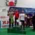 Zawodnicy LKS BURZYN na podium w Biegach Niepodległości