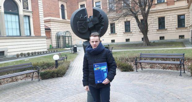 Porozumienie Gminy Tuchów z Uniwersytetem Ekonomicznym w Krakowie – Jarosław Makowiec inicjatorem