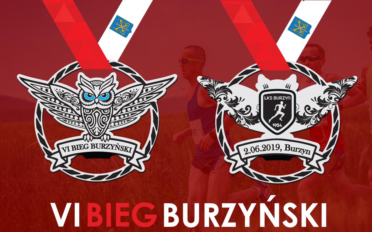 Zaproszenie na VI Bieg Burzyński – 2 czerwca 2019