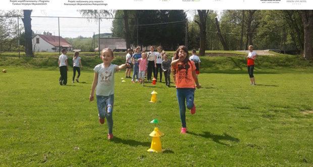 Zdrowo i Sportowo – Pogórzańskie Biegi Rodzinne oraz treningi biegowe.