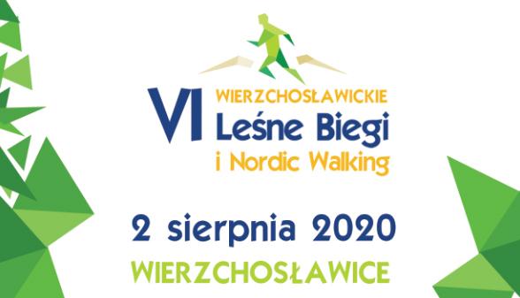 Zapraszamy na VI Wierzchosławickie Leśne Biegi i Nordic Walking