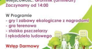 Zaproszenie na piknik ekologiczny – EkoPogórze – Gromnik – 12.09.2020
