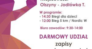 Zaproszenie na Biegową Koronę Pogórza – Olszyny – Jodłówka Tuchowska – 23.05.2021