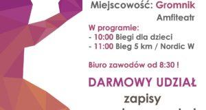 Zaproszenie na Biegową Koronę Pogórza – Gromnik – 13.09.2020