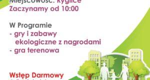 Zaproszenie na piknik ekologiczny – EkoPogórze – Ryglice– 23.09.2020