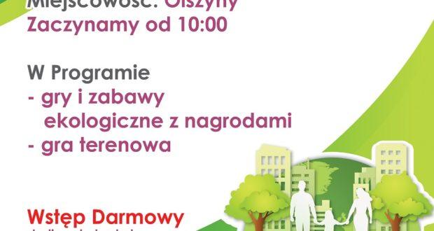 Zaproszenie na piknik ekologiczny – EkoPogórze – Olszyny – 22.06.2021